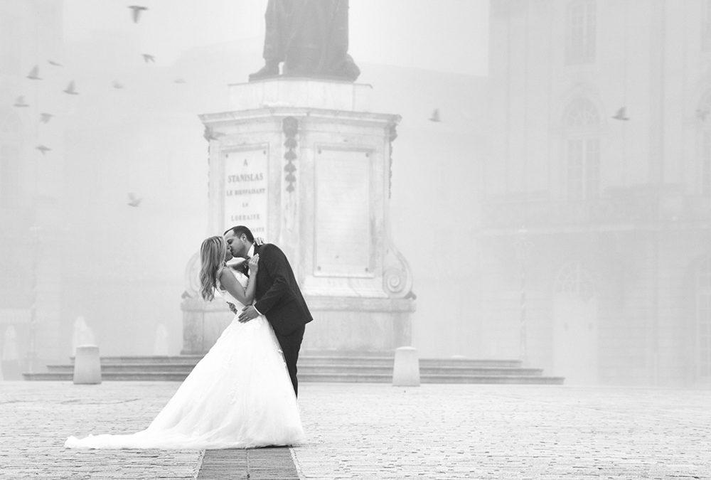 Ralph Benoit à votre service pour réaliser les photographies de votre mariage.